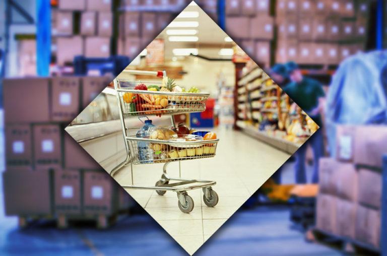 Доставка в торговые сети